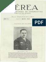 Aérea (Madrid). 5-1929, n.º 70