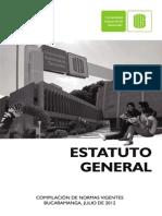 EstatutoGeneral as 166 1993 Compilacion 2012