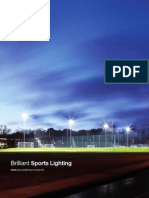 Brochure Sports Lighting