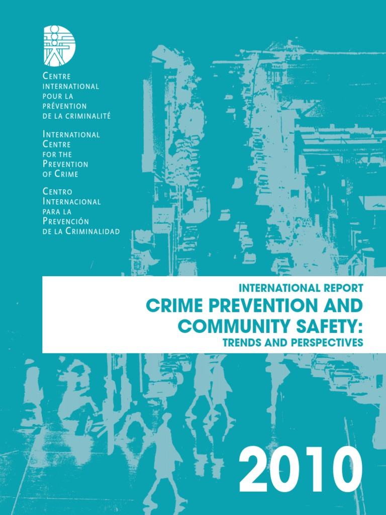 crime prevention security and community safety using the 5is framework ekblom paul professor