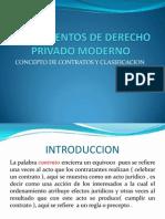 Fundamentos de Derecho Privado Moderno 2