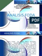 Analisis FODA. Presentacion