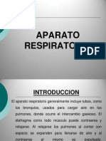 AP. Respiratorio