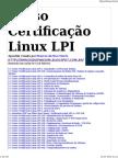Cur So Certifica o Linux Lp i