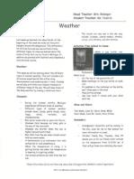 newsletter for pre-k