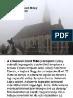 A Kolozsvari Szt. Mihaly Templom