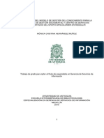 Modelo Gc Bancolombia
