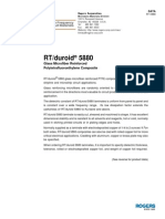 RT-Duroid 5880 Properties