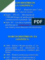 Marco Historico de La Logistica