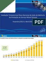 Avaliação Trimestral PNAMPSMP 0203042013