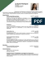 Cv Dedglis Helena Duarte Rodriguez Abril 2014