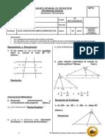 Examen Mensual (i Bimestre)