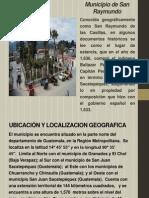 Municipio de San Raymundo