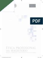 1_etica Profesional Del Magist_ DIC_13