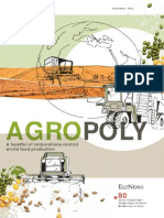 Agropoly Econexus Berne Declaration