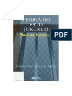 Marcos Bernardes de Mello - Teoria Do Fato Juridico
