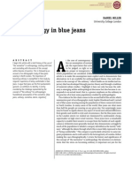 Miller (2010) Anthropology in Blue Jeans
