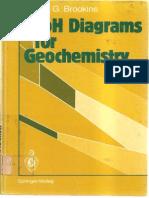 Eh pH Diagrams for Geochemistry