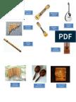 Instruments of Latin America