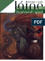 Simon Bisley - Slaine the Horned God 01