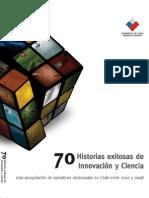70 historias innovación y ciencia
