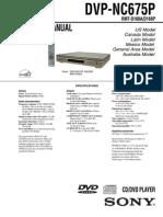 Dvpnc675p Sony Dvd