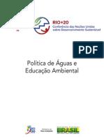 Política de Águas e Educação Ambiental
