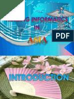 nursing informatics Asia