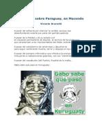 Informes Sobre Paraguay, En Macondo
