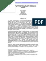 Sanhueza L. Et Al. 1994 Ocupaciones Cordillera y Precordillera Del Maule