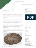 Petrologi Batuan Metamorf _ Catatan Lapangan