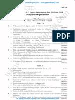 Computer Organization Jan 2014