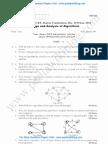 Design & Analysis of Algorithms Jan 2014