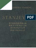 Ugovor o prodaji manastira Stanjevići 1839. godine