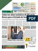 Diario Libre 15-04-2014