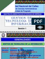 01 GTI Introducción a las tecnologías de la Información