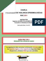 Charla Vigilancia Epidemiológica - AV 2013 (TRADELCA)