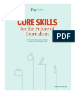 Core Skills - Future of Journalism