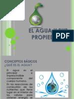 El Agua y Sus Propiedades