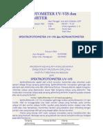 Spektrofotometer Uv