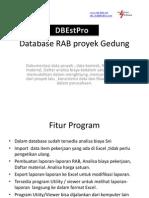 Info+Database+RAB+Proyek+Gedung