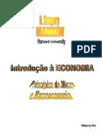 Introdução à Economia - Microeconomia e Macroeconomia