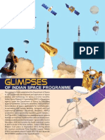 Glimpses of Indian Space Program