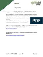 Tarjeta Desarrollo 08M2 Documentacion Practicas V1.0