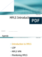 Multi Protocol Label Switching (MPLS) CISCO Course