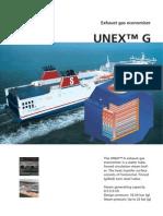 UNEXG Data Sheet AUG 01