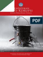 Buku Pendidikan Anti Korupsi 1