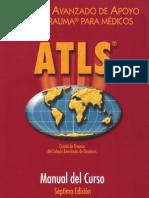 Atls - Apoyo Vital en Trauma
