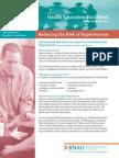 Hypertension Factsheet