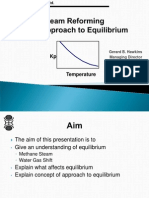 Steam Reforming_Approach to Equilibrium